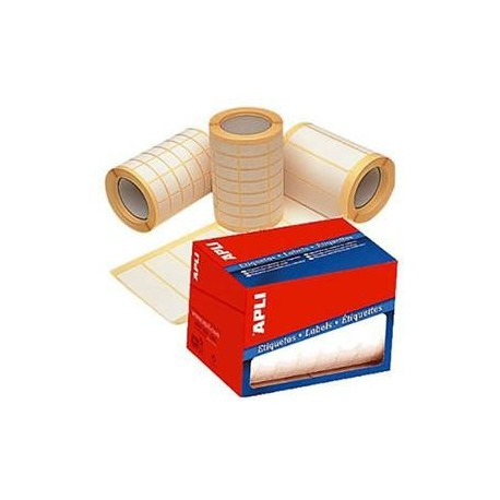 Apli etiquetas 01680 en rollo 12 X30 3500U
