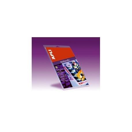 Apli etiquetas 10178 Cd tarjetas rectas 10H.