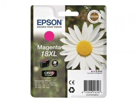 Epson cartucho de tinta mag. 18XL (T1813) 470 pág.