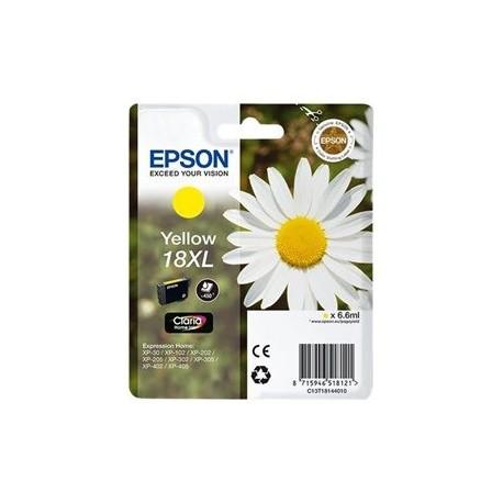 Epson cartucho de tinta amarillo 18XL T18144010 47