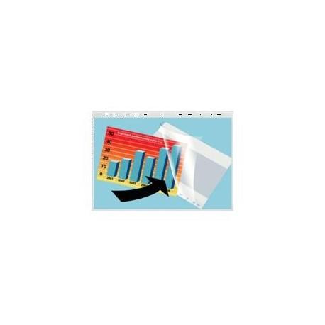Esselte funda transparencias A4 96060 la 25 uni