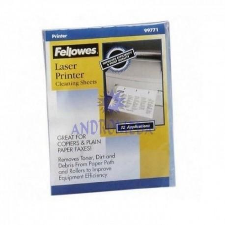 Officedata limpieza impresora laser