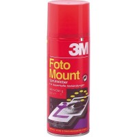 3M Adhesivo spray foto mount 400ml.