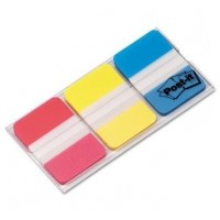 3M Post-it index 686RYB 3 colores