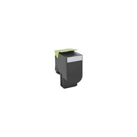 Lexmark tóner negro 802HK 80C2HK0 4.000 páginas