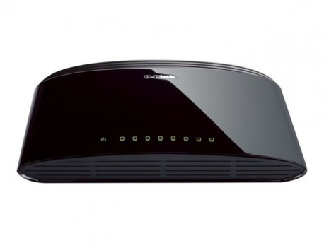 D-Link switch DES 1008D sin gestion 8 x 10/100