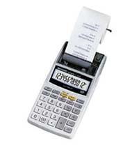 Sharp calculadora impresora electrónica EL1611P-GY