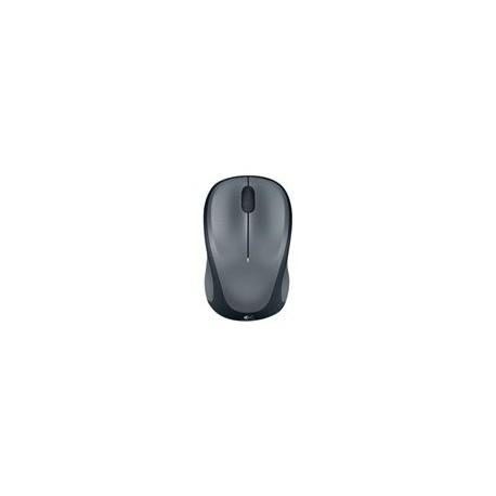 Logitech ratón 910-002201 M235 inalámbrico gris