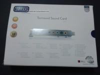 Sweex tarjeta de sonido PCI 5.1 S012