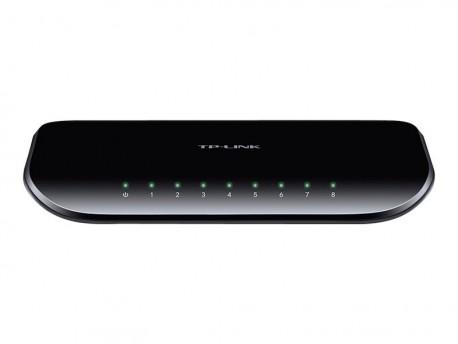 TP-Link TL-SG1008D 8-Port 10/100/1000Mbps Switch