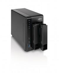 Fujitsu Celvin NAS QE705 server 2X2TB HDD// ARM®v7