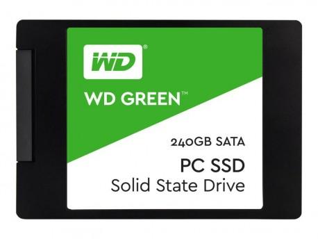 WD Green PC SSD WDS240G1G0A - SSD 240 Gb SATA