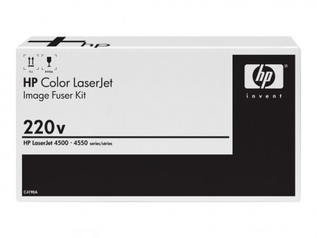 HP kit fusor C4198A 100.000 páginas Color LaserJet