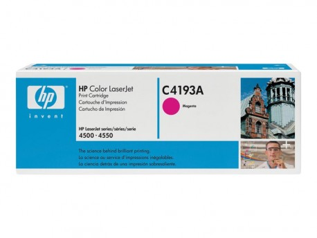 HP toner magenta C4193A 6.000 páginas Color LaserJ