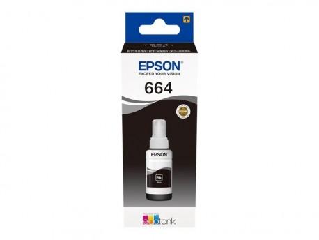 Epson cartucho tinta negro T6641 70 ml 4.000 pág.
