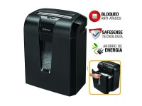Fellowes destructora 63CB-19 litros-10 h. 70gr.