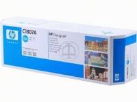 HP cartucho de tinta cyan C1807A 400 pág.