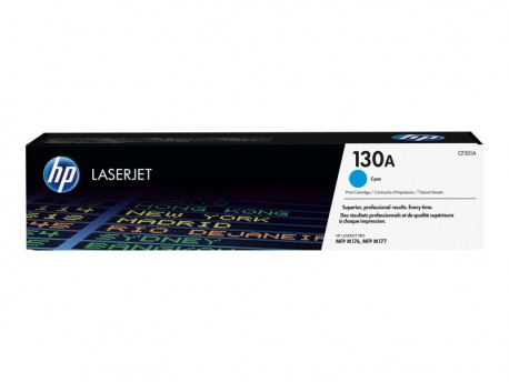 HP toner cyan 130A CF351A 1000 páginas LaserJet