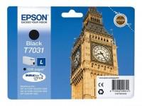 Epson cartucho de tinta negro T70314010 1.200 pág.