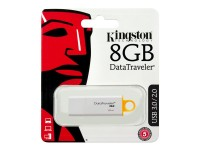 Kingston DataTraveler G4 - Unidad flash USB - 8 Gb