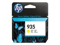 HP car. de tinta amarillo 935 C2P22AE 400 pág.