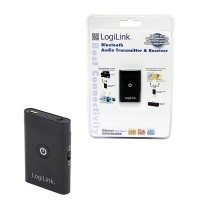 Logilink adaptador audio BT0024 transmisor & recep