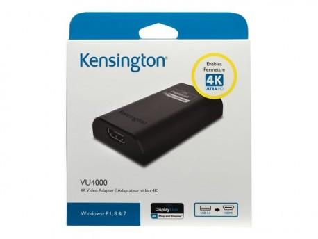 Kensington VU4000 4K Video Adapter -