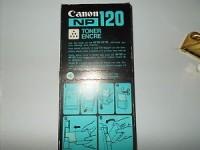 Canon toner fotocopiadora NP120 120-125 2 unidades