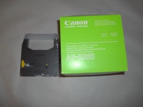 Canon cinta correctable AP-RB21 para máquina de es