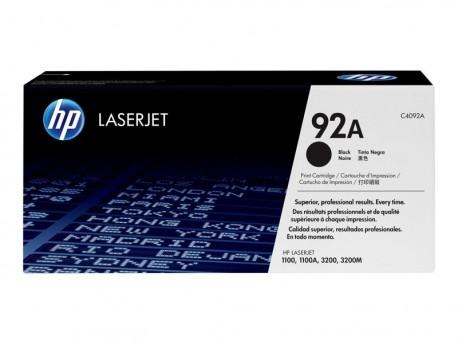 HP toner negro C4092A 2.500 páginas para LaserJet