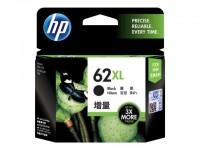 HP cartucho de tinta negro 62XL C2P05AE 600 página