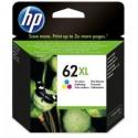 HP cartucho de tinta tricolor 62XL C2P07AE 415 pág