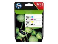 HP cartucho tinta multipack color 903XL 3HZ51AE