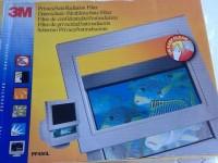 "3M Filtro PF450XL 16"" a 19"" privacidad CRT"