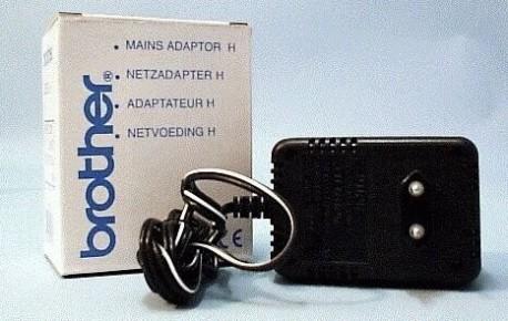 Brother adaptador alimentador corriente AC 7V 1,2