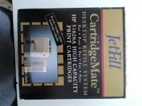 Jetfill máquina para cargar cartuchos de tintaa pr