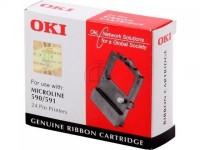 Oki cinta impresora 09002316 ML590-591