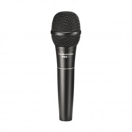 Audio-technica micrófono para voz PRO.61 dinámico