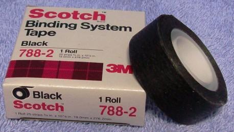 Scotch cinta adhesiva 788-4 para sistema de encuad