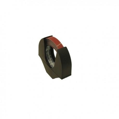 Scotch cinta rotuladora manual 761 6mm x 3m rojo t