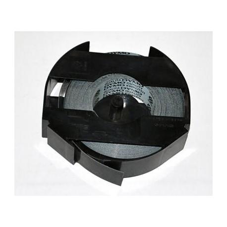 Dymo 2300 cinta rotuladora manual 19mm x 10m negro