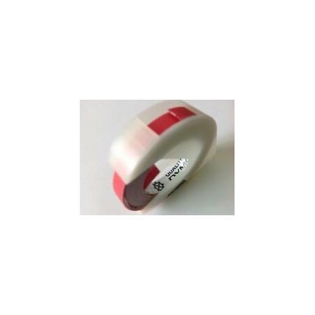 Dymo cinta rotuladora manual 5272-09 6mm x 3m