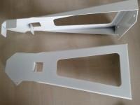 3M Soporte separador de pared Combi-Set 55/72
