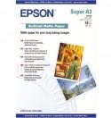 Epson papel S041340 A3+ mate larga duración 192gr.