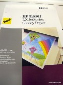 HP papel ink-jet 51636J A4 Glossy - 90gr. - 50 hoj