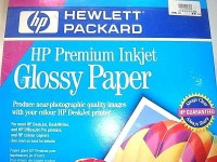 HP papel ink-jet C3831A A4 Premium Glossy 10 hoja