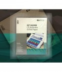 HP papel ink-jet 51630R continuo 210mm x 305mm 250