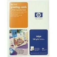 HP papel ink-jet C6042A A4 160gr. tarjetas felicit