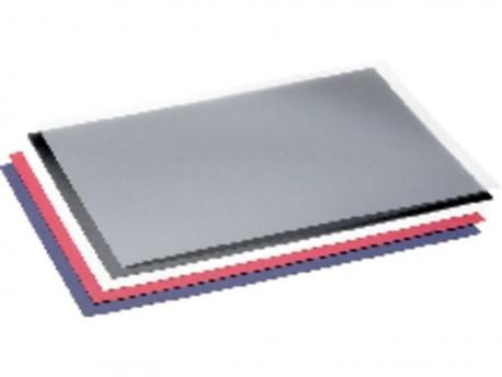 Ibico tapa cartón 750gr A4 50 unidades rojo