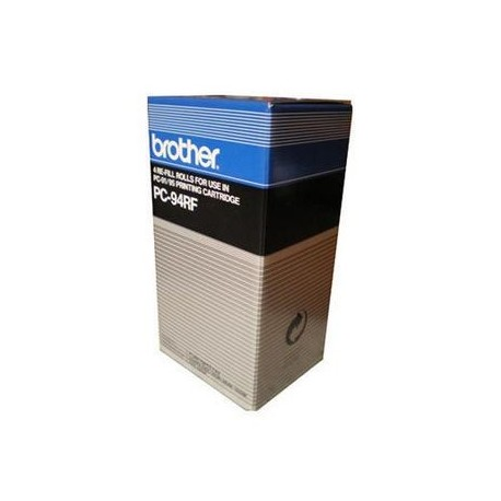 Brother cinta ribbon transfer PC94RF caja 4 rollos